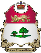 Prince Edward Island Shield